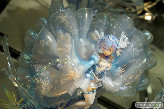 eStream レム 「-Crystal Dress Ver-」 フィギュア デザインココ おうたむ アルファサテライト 11