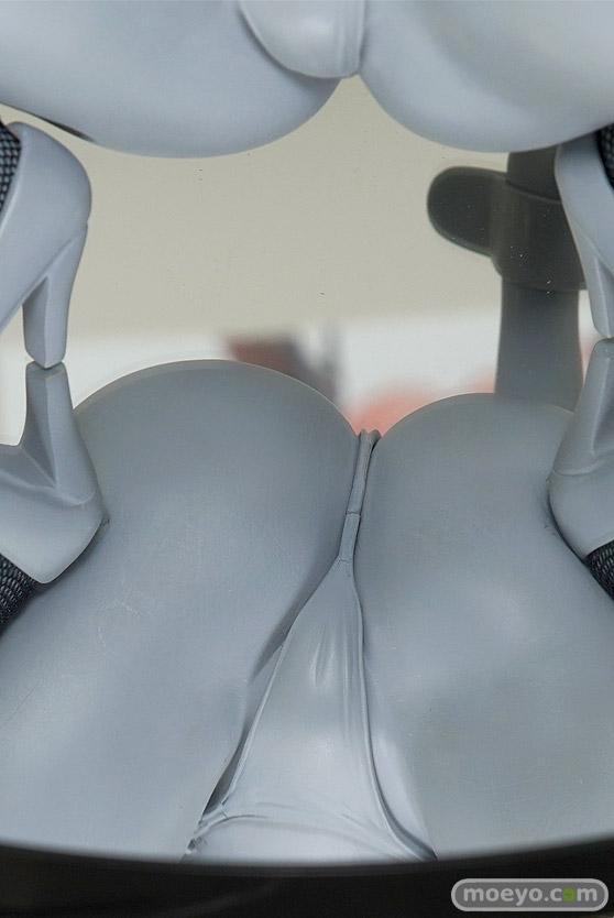 BINDing 笹森トモエ's オリジナルバニーガール(仮) エロ フィギュア キャストオフ ワンダーフェスティバル 2020[冬] 13