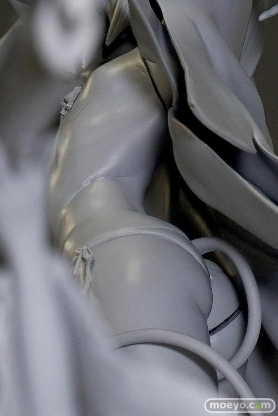 ウイング ボンバーガール アクア Lesiy zero six フィギュア 2020 冬 ホビーメーカー合同展示会 07