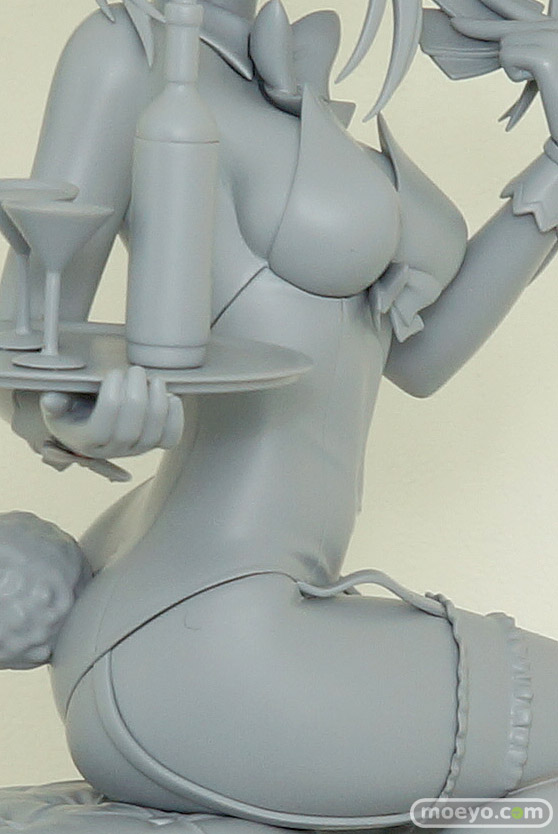 KDcolle KADOKAWA デート・ア・ライブ 時崎狂三 バニー Ver. フィギュア ワンダーフェスティバル 2020[冬] 07