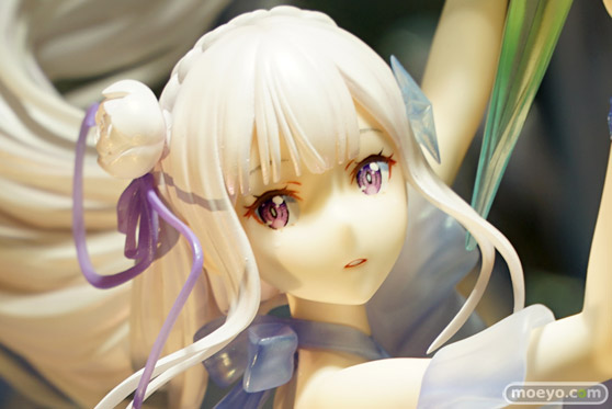SHIBUYA SCRAMBLE FIGURE Re:ゼロから始める異世界生活 エミリア -Crystal Dress Ver- デザインココ フィギュア05