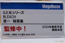メガハウス G.E.M.シリーズ BLEACH 夜一 破顔篇 フィギュア ワンダーフェスティバル 2020[冬] 09