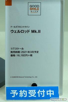 グッドスマイルアーツ上海 ドールズフロントライン ウェルロッド Mk.II フィギュア ワンダーフェスティバル 2020[冬] 09
