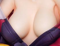 魅惑の谷間。ファット・カンパニー新作美少女フィギュア「Fate/GrandOrder フォーリナー/葛飾北斎」彩色サンプルが展示!