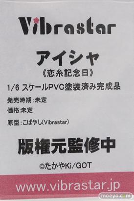 Vibrastar 恋糸記念日 アイシャ こばやし たかやKi フィギュア ワンダーフェスティバル 2020[冬] 09