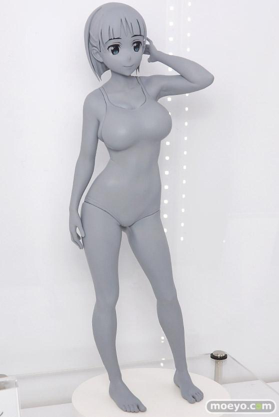 Q-six ソードアート・オンライン 桐ケ谷直葉 ノルグレコ フィギュア ワンダーフェスティバル 2020[冬] 02