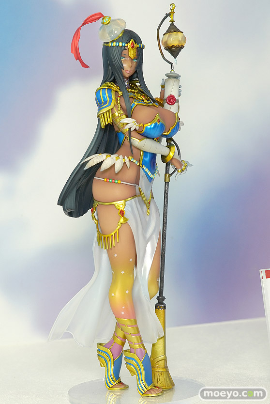 ウイング Fate/Grand Order 不夜城のキャスター 絵里子 モワノー フィギュア ワンダーフェスティバル 2020[冬] 01