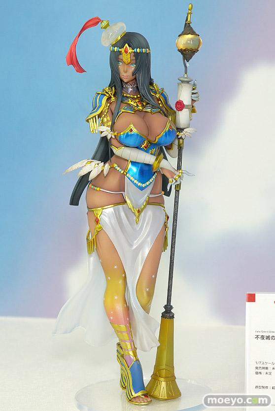 ウイング Fate/Grand Order 不夜城のキャスター 絵里子 モワノー フィギュア ワンダーフェスティバル 2020[冬] 03