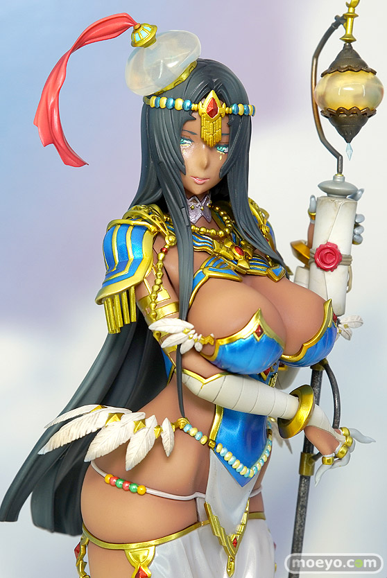 ウイング Fate/Grand Order 不夜城のキャスター 絵里子 モワノー フィギュア ワンダーフェスティバル 2020[冬] 05