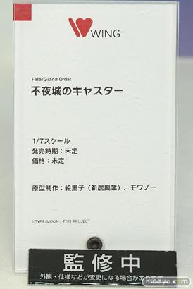 ウイング Fate/Grand Order 不夜城のキャスター 絵里子 モワノー フィギュア ワンダーフェスティバル 2020[冬] 14
