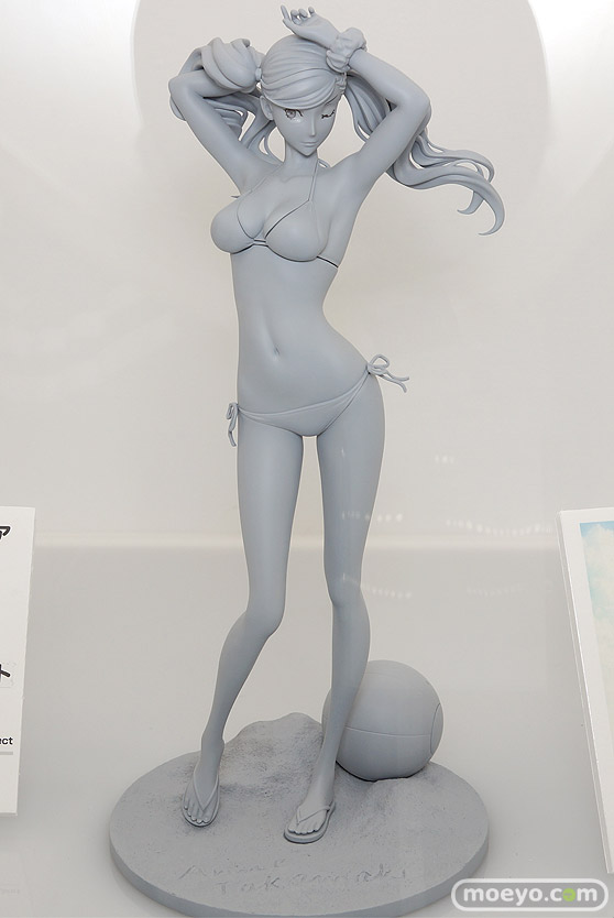 アニまるっ! P5 高巻杏(水着) ドラゴンクラフト フィギュア ワンダーフェスティバル 2020[冬] 01