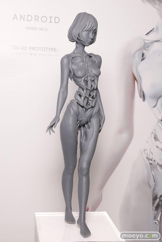 画像 フィギュア サンプル レビュー ワンダーフェスティバル 2020[冬] 96 Atelier Drop D ほんだら商会 01