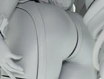 CLIP☆CRAFT新作美少女フィギュア「ユニオリズム・カルテット A3-DAYS シルヴェリア」監修中原型が展示!【WF2020冬】