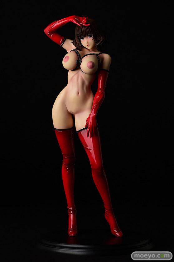 花畑と美少女 彩/化けの皮 by LINDA Sexy red 一部流通限定版 クラムジー零 エロ フィギュア キャストオフ 02