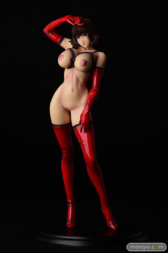 花畑と美少女 彩/化けの皮 by LINDA Sexy red 一部流通限定版 クラムジー零 エロ フィギュア キャストオフ 03