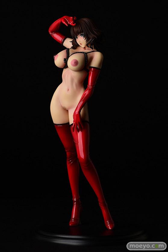 花畑と美少女 彩/化けの皮 by LINDA Sexy red 一部流通限定版 クラムジー零 エロ フィギュア キャストオフ 04