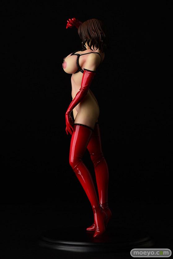 花畑と美少女 彩/化けの皮 by LINDA Sexy red 一部流通限定版 クラムジー零 エロ フィギュア キャストオフ 06