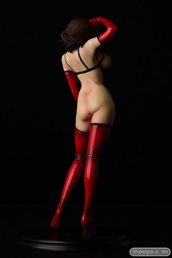 花畑と美少女 彩/化けの皮 by LINDA Sexy red 一部流通限定版 クラムジー零 エロ フィギュア キャストオフ 10