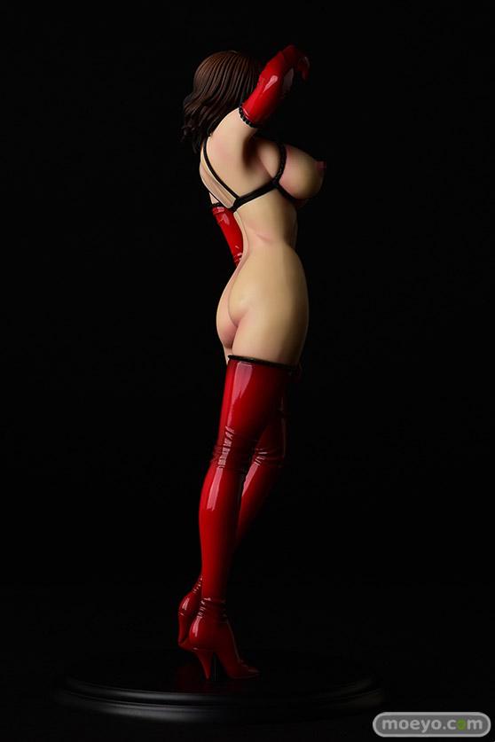 花畑と美少女 彩/化けの皮 by LINDA Sexy red 一部流通限定版 クラムジー零 エロ フィギュア キャストオフ 11