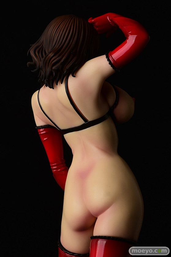 花畑と美少女 彩/化けの皮 by LINDA Sexy red 一部流通限定版 クラムジー零 エロ フィギュア キャストオフ 19