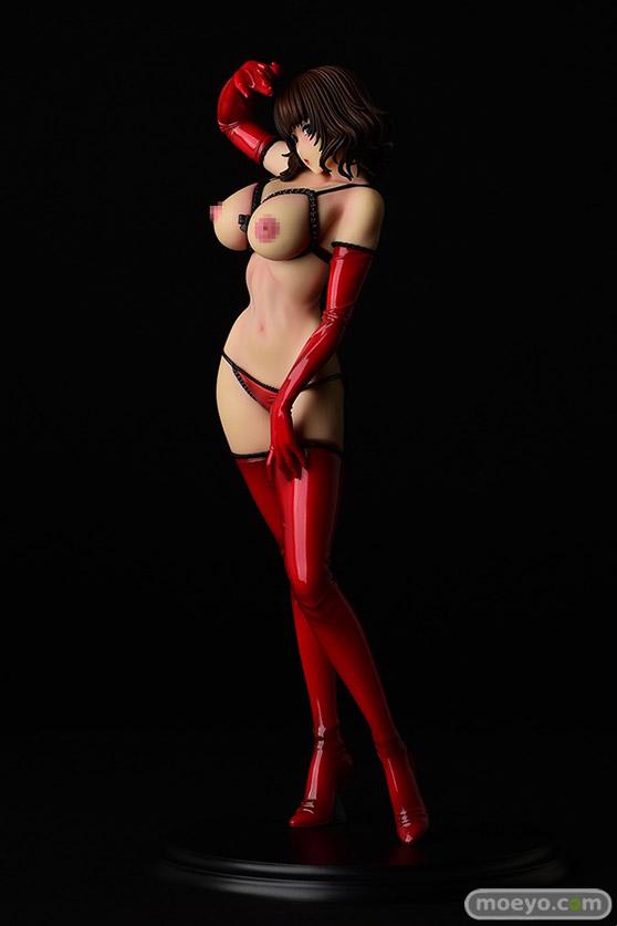 花畑と美少女 彩/化けの皮 by LINDA Sexy red 一部流通限定版 クラムジー零 エロ フィギュア キャストオフ 23