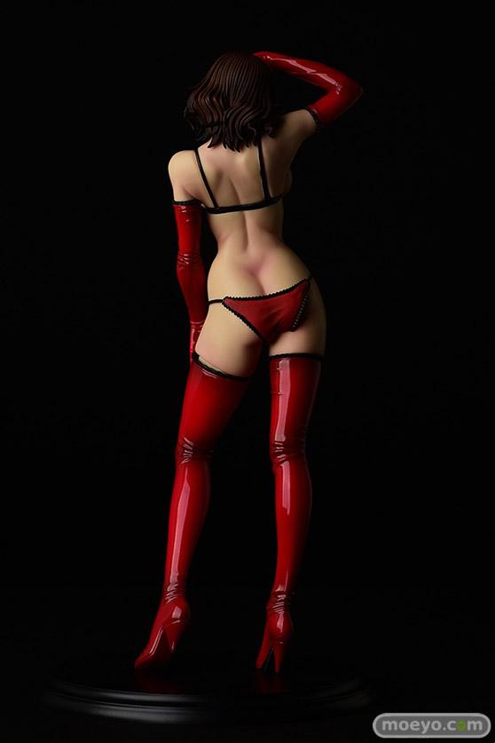 花畑と美少女 彩/化けの皮 by LINDA Sexy red 一部流通限定版 クラムジー零 エロ フィギュア キャストオフ 25