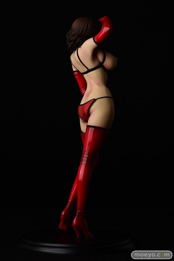 花畑と美少女 彩/化けの皮 by LINDA Sexy red 一部流通限定版 クラムジー零 エロ フィギュア キャストオフ 26