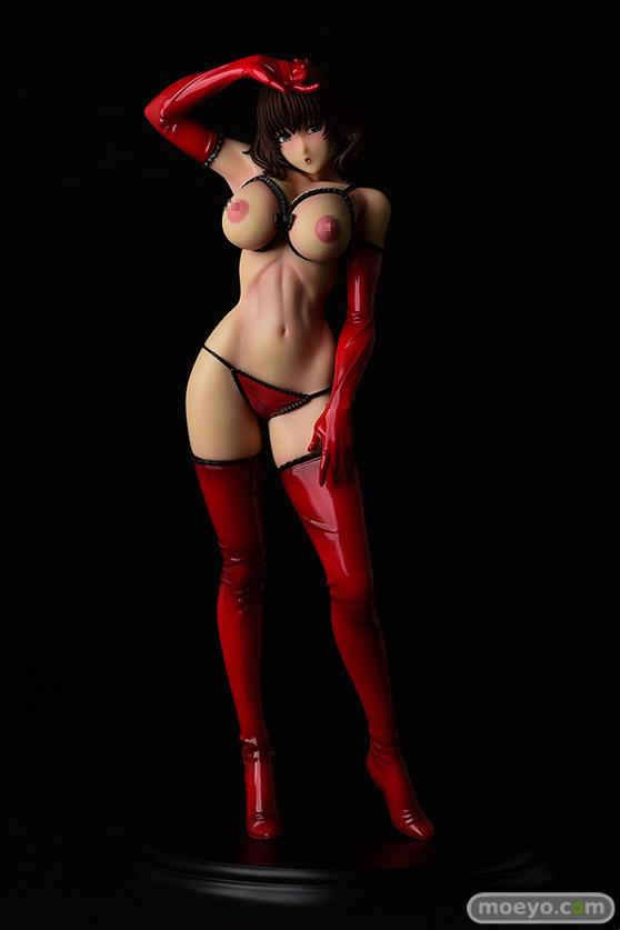 花畑と美少女 彩/化けの皮 by LINDA Sexy red 一部流通限定版 クラムジー零 エロ フィギュア キャストオフ 28
