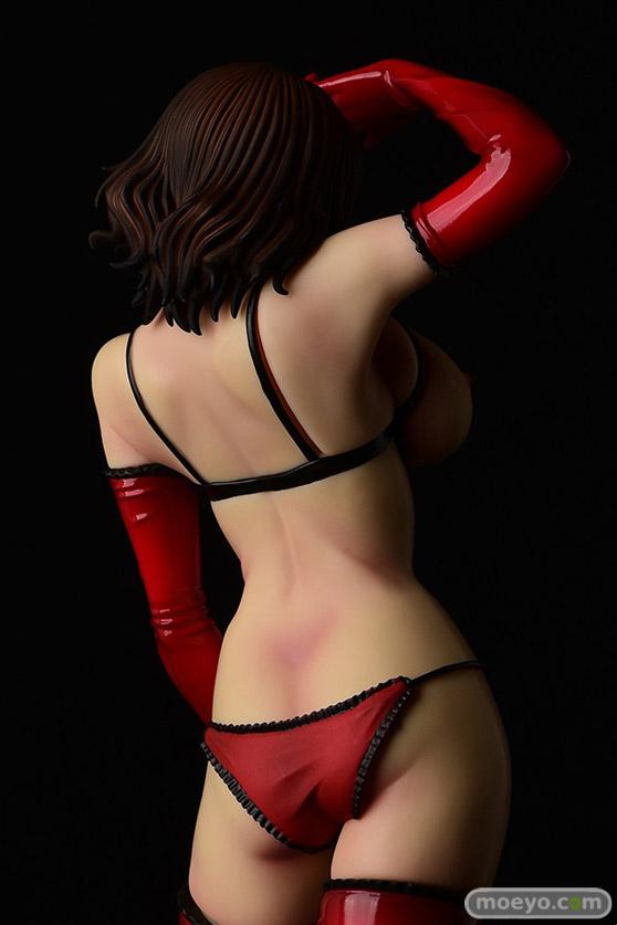 花畑と美少女 彩/化けの皮 by LINDA Sexy red 一部流通限定版 クラムジー零 エロ フィギュア キャストオフ 33