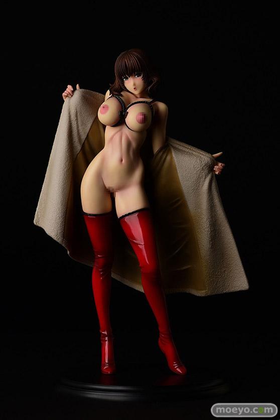 花畑と美少女 彩/化けの皮 by LINDA Sexy red 一部流通限定版 クラムジー零 エロ フィギュア キャストオフ 36