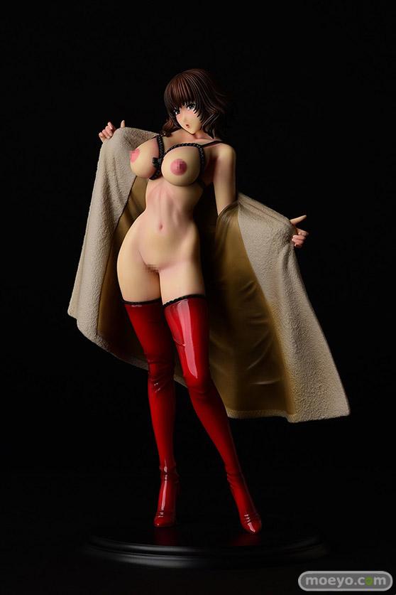 花畑と美少女 彩/化けの皮 by LINDA Sexy red 一部流通限定版 クラムジー零 エロ フィギュア キャストオフ 37