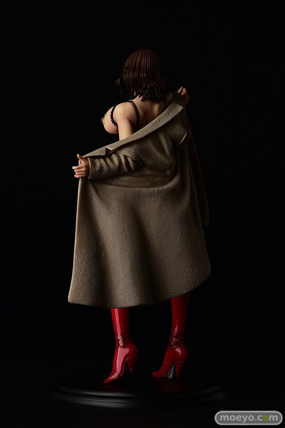 花畑と美少女 彩/化けの皮 by LINDA Sexy red 一部流通限定版 クラムジー零 エロ フィギュア キャストオフ 39