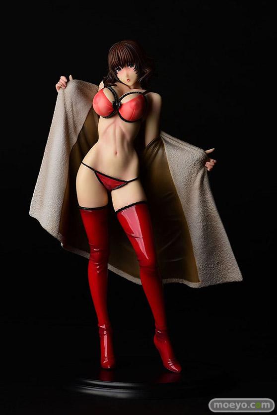 花畑と美少女 彩/化けの皮 by LINDA Sexy red 一部流通限定版 クラムジー零 エロ フィギュア キャストオフ 52