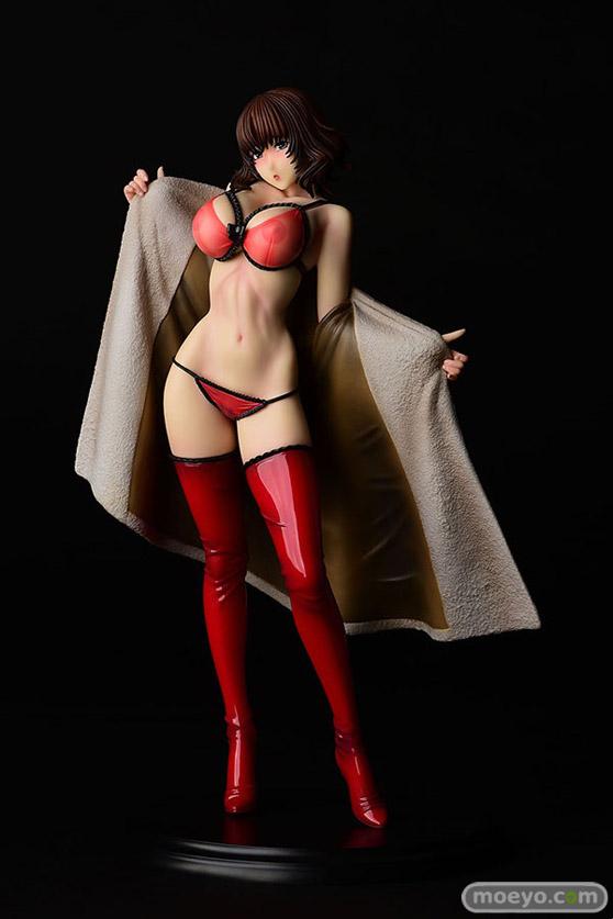 花畑と美少女 彩/化けの皮 by LINDA Sexy red 一部流通限定版 クラムジー零 エロ フィギュア キャストオフ 53