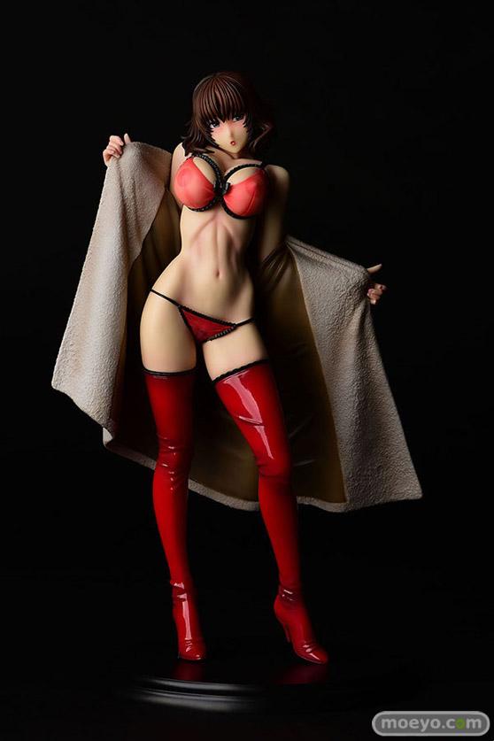 花畑と美少女 彩/化けの皮 by LINDA Sexy red 一部流通限定版 クラムジー零 エロ フィギュア キャストオフ 54