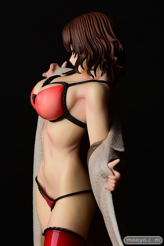 花畑と美少女 彩/化けの皮 by LINDA Sexy red 一部流通限定版 クラムジー零 エロ フィギュア キャストオフ 56