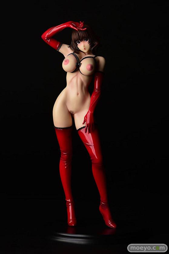 花畑と美少女 彩/化けの皮 by LINDA Sexy red 一部流通限定版 クラムジー零 エロ フィギュア キャストオフ 58