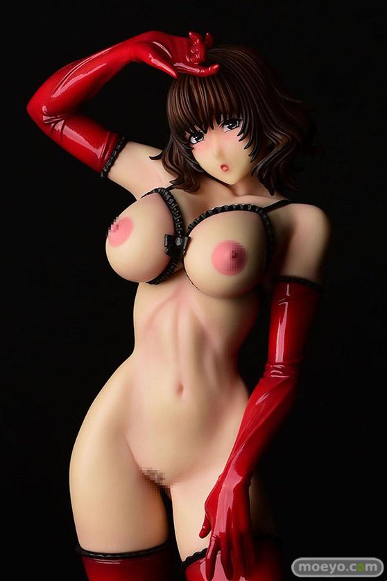 花畑と美少女 彩/化けの皮 by LINDA Sexy red 一部流通限定版 クラムジー零 エロ フィギュア キャストオフ 64