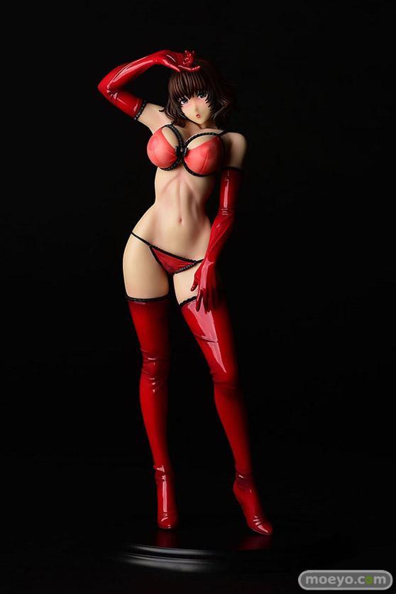 花畑と美少女 彩/化けの皮 by LINDA Sexy red 一部流通限定版 クラムジー零 エロ フィギュア キャストオフ 65