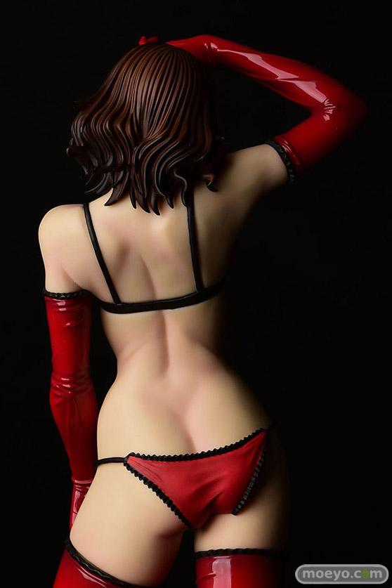 花畑と美少女 彩/化けの皮 by LINDA Sexy red 一部流通限定版 クラムジー零 エロ フィギュア キャストオフ 67