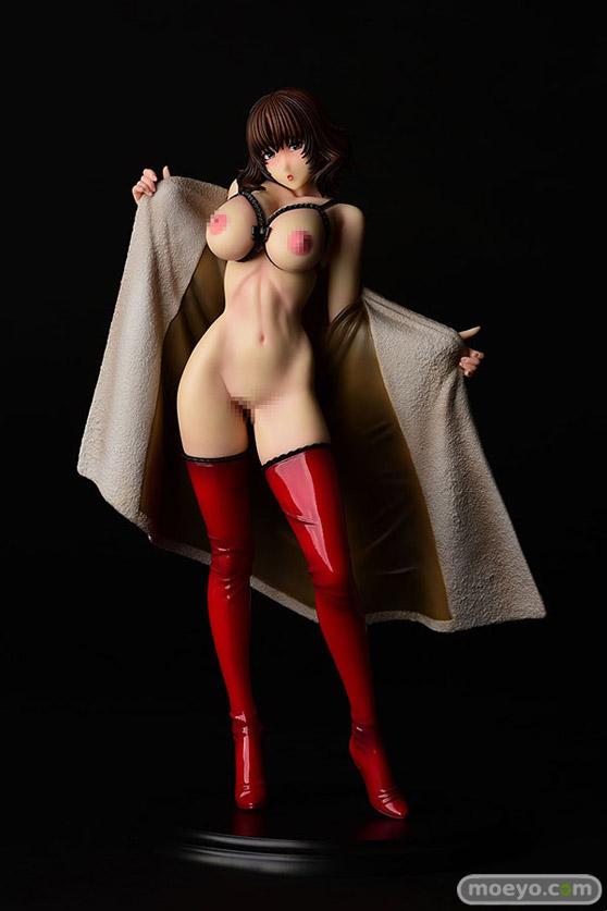 花畑と美少女 彩/化けの皮 by LINDA Sexy red 一部流通限定版 クラムジー零 エロ フィギュア キャストオフ 68
