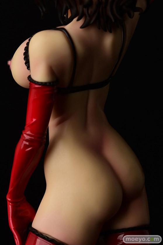 花畑と美少女 彩/化けの皮 by LINDA Sexy red 一部流通限定版 クラムジー零 エロ フィギュア キャストオフ 74