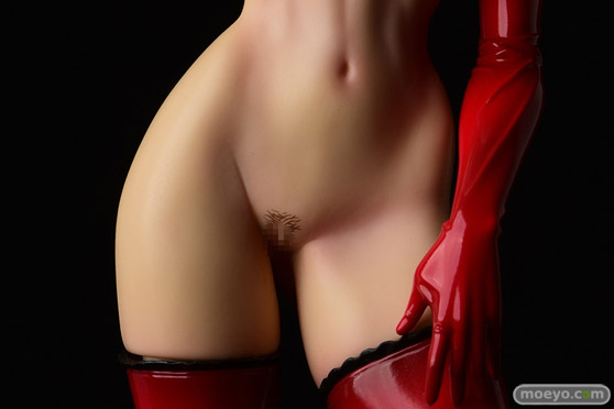 花畑と美少女 彩/化けの皮 by LINDA Sexy red 一部流通限定版 クラムジー零 エロ フィギュア キャストオフ 88