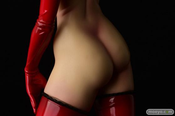 花畑と美少女 彩/化けの皮 by LINDA Sexy red 一部流通限定版 クラムジー零 エロ フィギュア キャストオフ 91