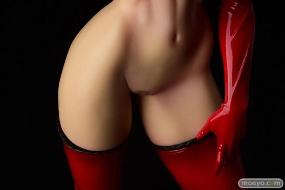 花畑と美少女 彩/化けの皮 by LINDA Sexy red 一部流通限定版 クラムジー零 エロ フィギュア キャストオフ 95