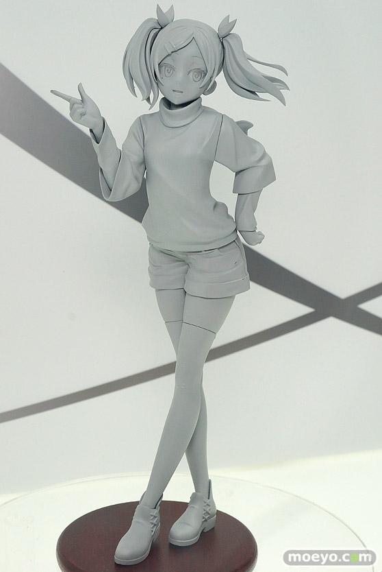 ホビージャパン AMAKUNI 劇場版 SHIROBAKO 矢野エリカ フィギュア ワンダーフェスティバル 2020[冬] 01