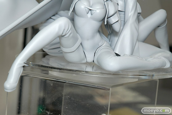 プラスワン Fate/EXTRA ネロ・クラウディウス&玉藻の前 TYPE-MOON Racing ver. フィギュア 宮嶋克佳 ストロンガー ワンダーフェスティバル 2020[冬] 11