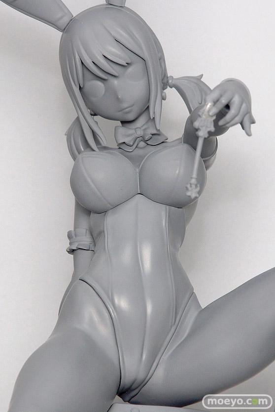 オルカトイズ FAIRY TAIL ルーシィ・ハートフィリア Bunny girl_Style フィギュア ワンダーフェスティバル 2020[冬] 04