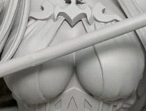 予約受付中!SHIBUYA SCRAMBLE FIGURE「ソードアート・オンライン アリシゼーション アスナ -癒しの天使Ver-」監修中原型が展示!【WF2020冬】