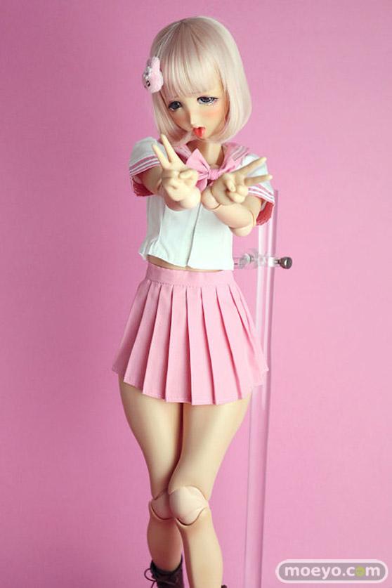 リアルアートプロジェクト Pink Drops #49 柑奈(カンナ) QUARANTOTTO エロ ドール 01